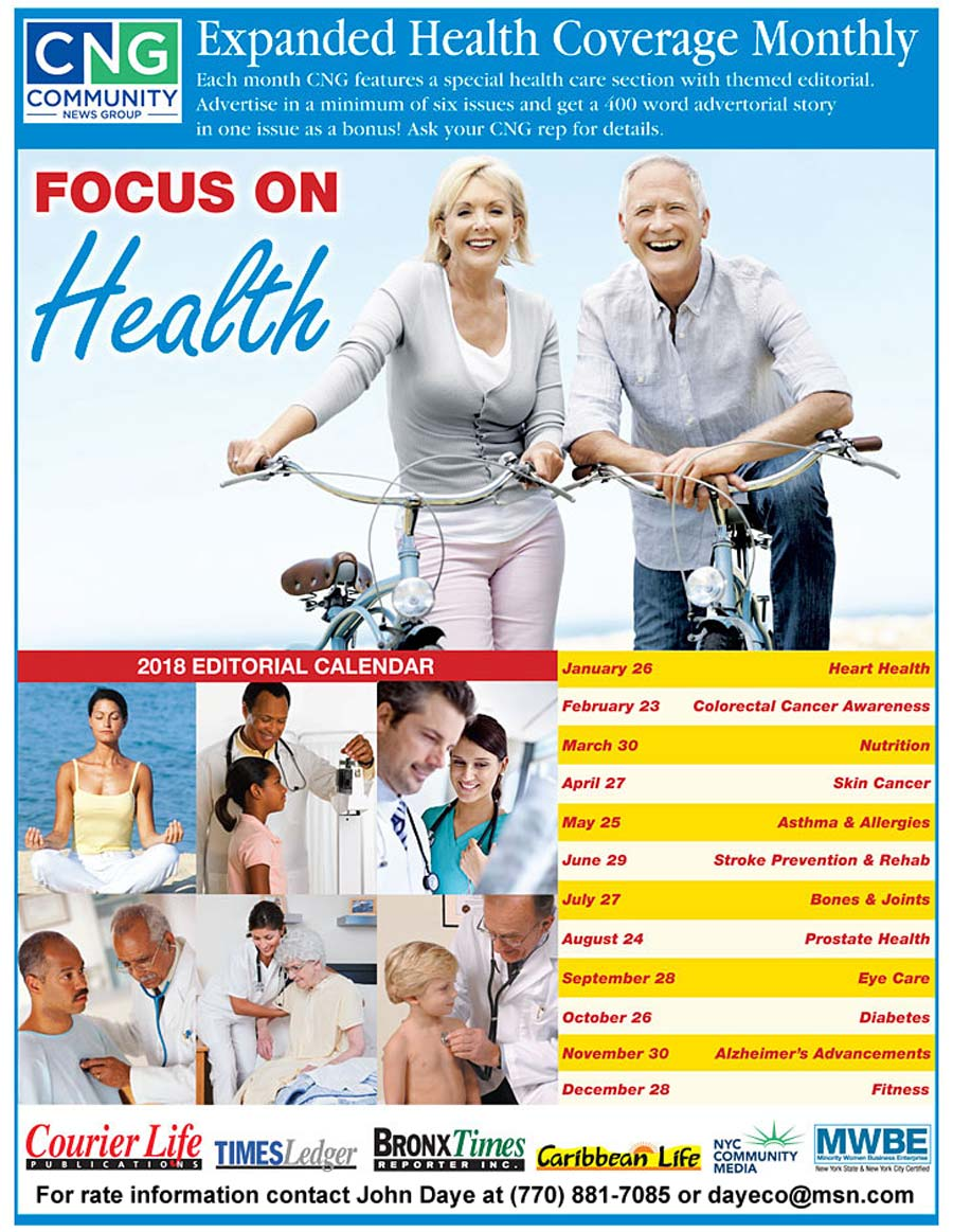 SCNG Focus on Health
