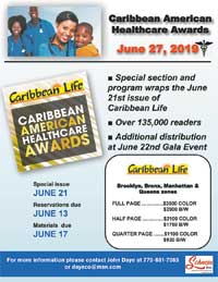 Caribbean American Healthcare Awards 2019